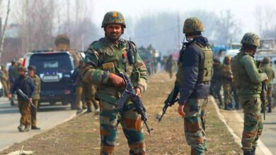 Photo of 2 CRPF jawans, 1 Jammu and Kashmir policemen martyred in militant attack in Baramulla